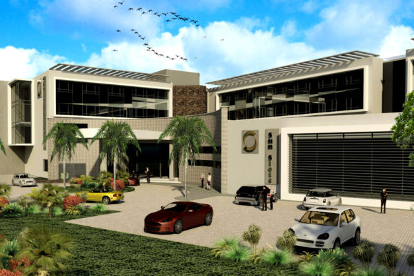 African Business Hotel