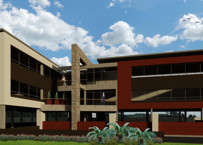 CTS Office Block