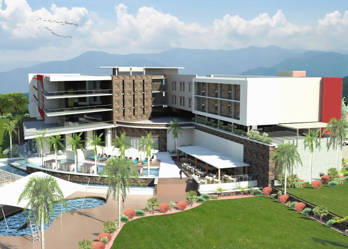 Mozambique Hotel Concept