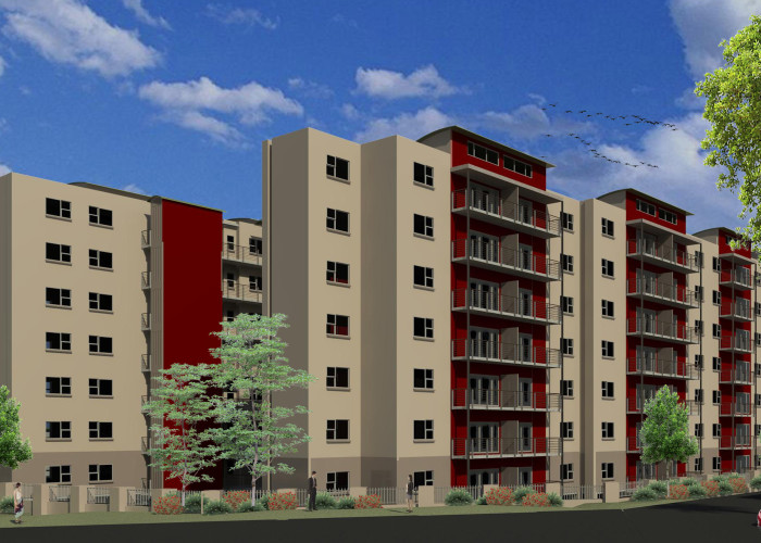 Residential China Cash And Carry Apartments