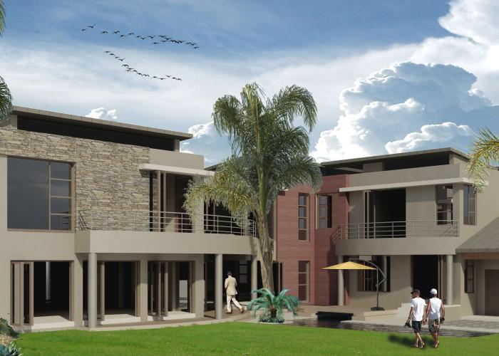 Residential - Luxury Residence B 01