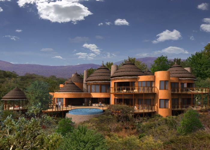 Thanda Corporate Lodge