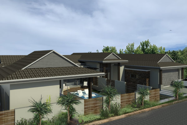 Ballito, Sheffield Beach, Luxury House design